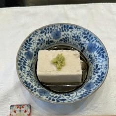 ☆胡麻豆腐