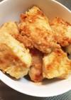 【主菜】鶏肉のしっとり味噌焼き