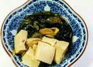 簡単!!なすの煮浸し feat豆腐