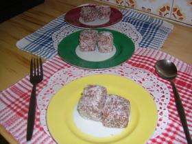 レミントン(オーストラリアの焼き菓子)