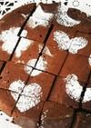 スキレットで簡単チョコレートケーキ
