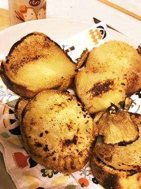 さらに簡単^_^残りの焼き芋リメイク術
