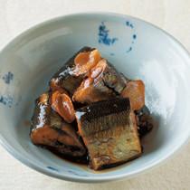 さんまの黒糖梅酒煮