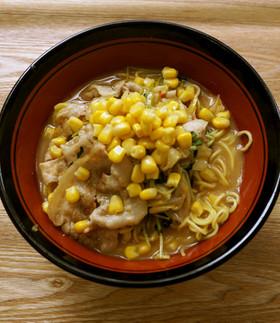 ヤマトポークの味噌豆乳醤ラーメン