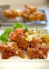 美味しいタレとタルタルで食べるチキン南蛮