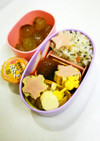 幼稚園のお弁当22