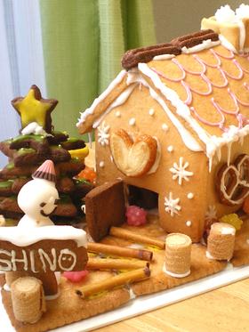 ☆今年こそ!☆夢のお菓子の家