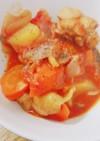 チキンのトマト煮 鶏じゃが風
