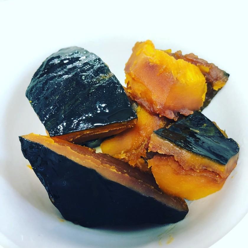 黄金比★かぼちゃの煮付け(甘め)