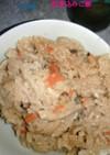 ★キノコと鶏肉の炊き込みご飯★