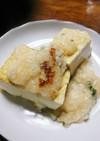簡単☆ヘルシー♡豆腐と山芋のふわとろ焼き