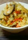 美味♡鶏肉ごぼうきのこの炊き込みご飯♡