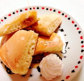 自家製酵母ホットケーキ(パンケーキ)