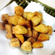 筍芋(京芋)の唐揚げ