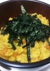 ダシダで簡単に。❤韓国風かぼちゃ粥❤
