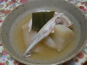 ☆圧力鍋で♪かぶと鮭アラのとろとろ煮★
