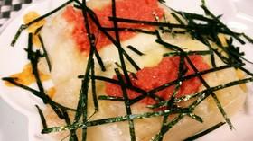 サムライ特製明太チーズ餅❤