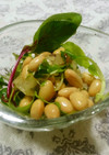 作り置きおかず☆お豆のマリネサラダ
