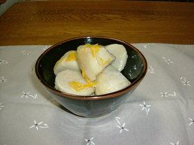 里芋の柚子風味