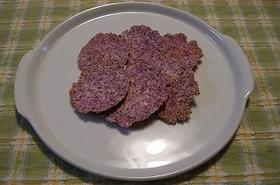 スイーツダイエット紫さつまおからチップ