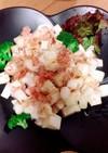 シャッキリ長芋のチーズグラタン