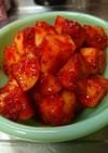 本格カクテキ韓国の味