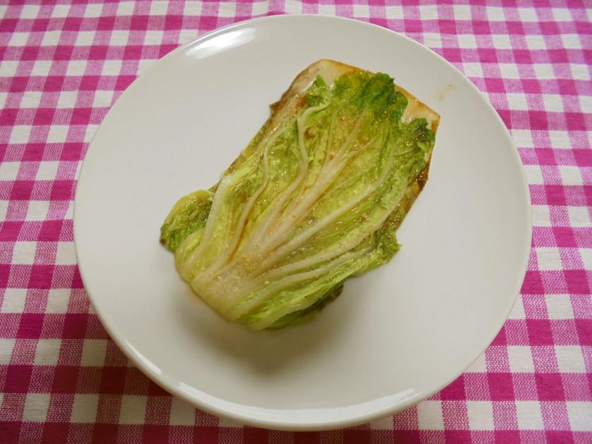 食材1つ♪白菜のソテー