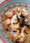 5分でできる☆ツナ豆腐丼