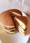 フワッフワ〜な分厚いホットケーキ