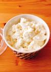 低糖質◎簡単自家製カッテージチーズ