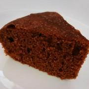 簡単!HMとアイスで炊飯器チョコケーキ☆の写真