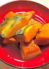 煮くずれなし!低温調理かぼちゃの煮つけ