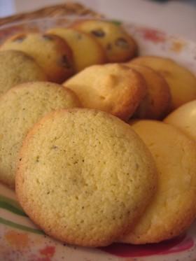 サク♡ホロ FPで簡単ドロップクッキー