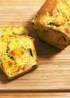 HMで♪カボチャとチーズのケーク・サレ