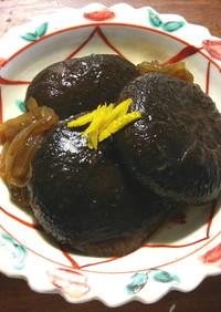 砂糖大匙1杯 やさしい甘みの椎茸の含め煮