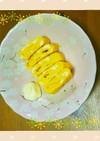 ご飯と合う!白だしで作る甘くない卵焼き