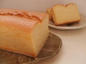 ふんわりパウンドケーキ