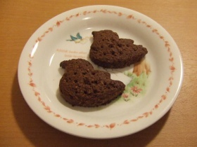 ライ麦粉で作るザクザククッキー