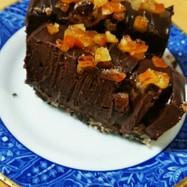 濃厚!焼かない生チョコレートケーキ