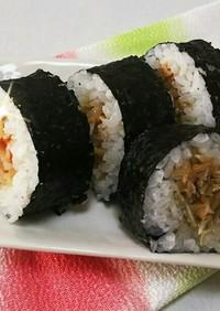 リメイク‼切り干し大根の巻き寿司