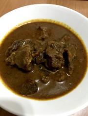 マトンカレー  ネパール料理(スープ)の写真