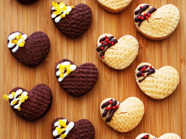 魔法の口溶けクッキー、ポルボロン