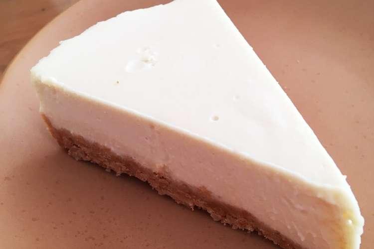 """ゼラチン 簡単 レアチーズ なし ケーキ 焼かない!ゼラチンで簡単に作る""""レアチーズケーキタルト""""のレシピ"""