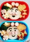 幼稚園(年少)双子のお弁当9