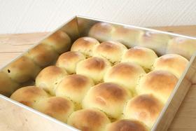 おからでもっちりサクサク★ちぎりパン
