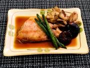 手抜き 冷凍赤魚の煮付け♪の写真