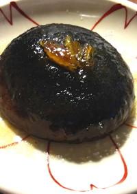 椎茸の含め煮 柚子風味のキャラメリゼ