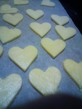 甘さ控えめさっくりクッキー
