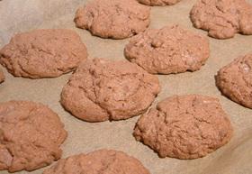 とってもチョコレートなクッキー