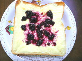 うちのチーズ・トースト
